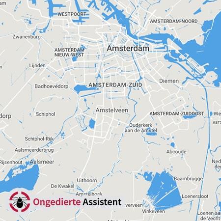 ongediertebestrijding Amstelveen