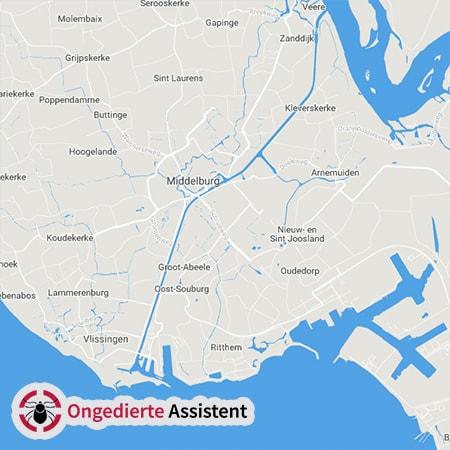 ongediertebestrijding Middelburg